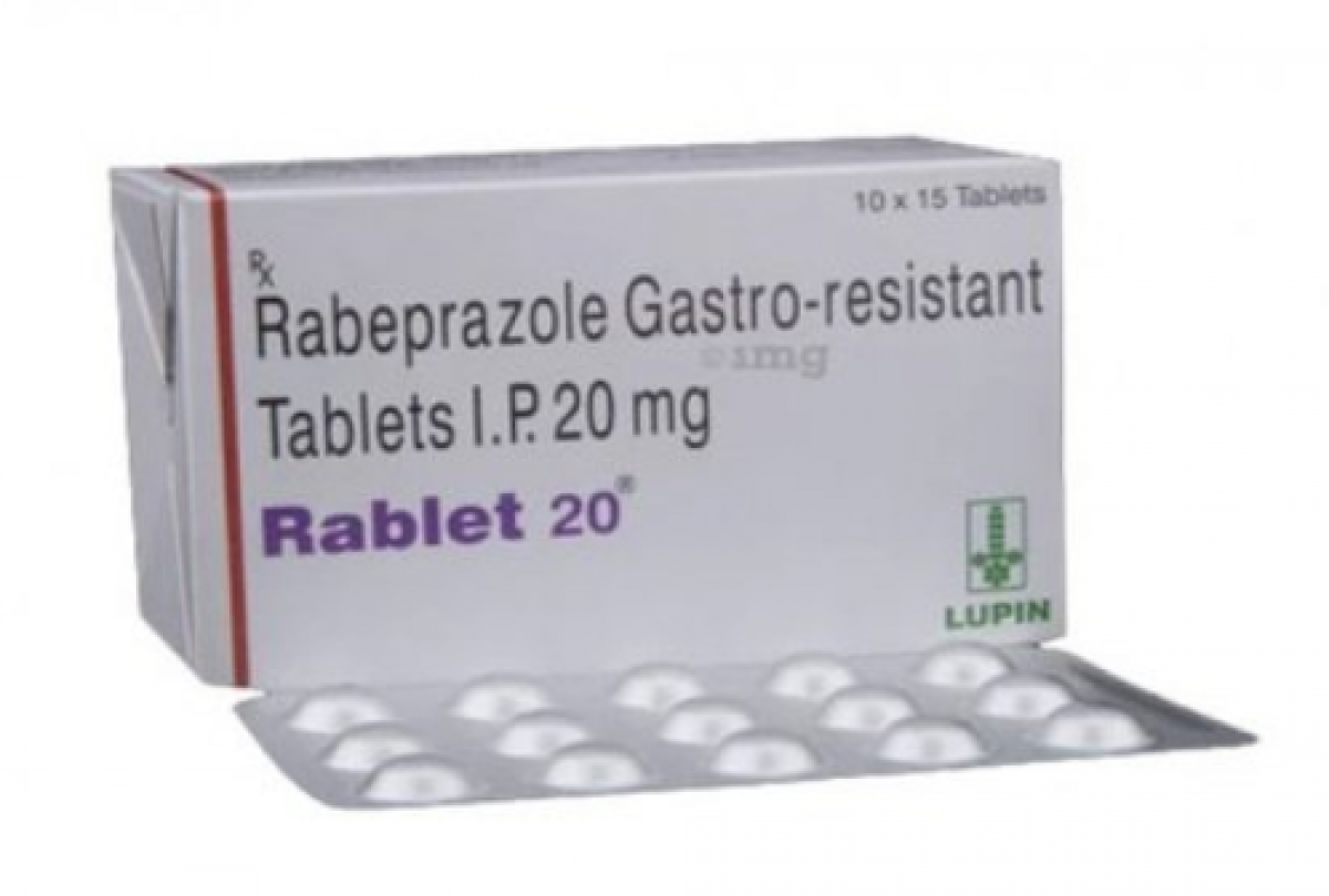 Rablet 20mg Tablet