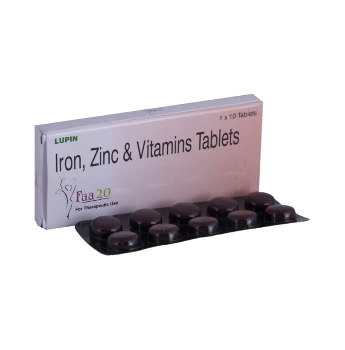 Faa 20 tablet
